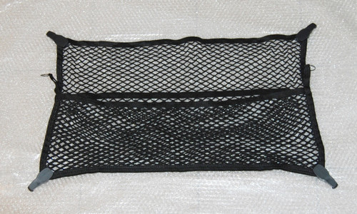 NEW GENUINE AUDI A6 CARGO NET WITH POCKET 4 HOOKS 4G5861869 / 4G5 861 869