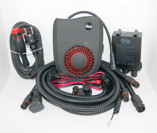 NEW CALIX WAVELINE 1700 CAR INTERIOR HEATER COMFORT KIT 1620062