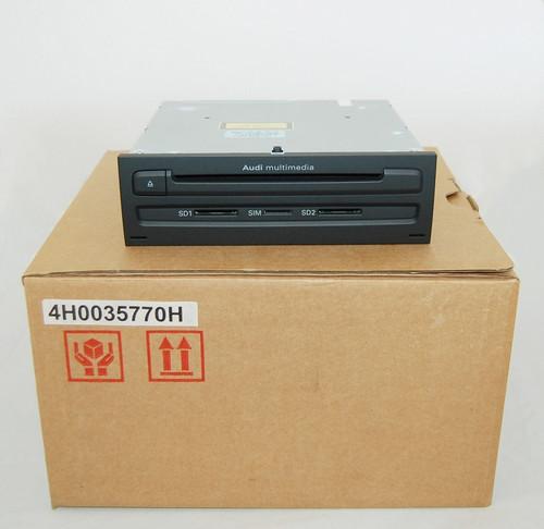 NEW GENUINE AUDI A8 S8 QUATTRO 14 15 16 MMI 3G+ CONTROL UNIT 4H0035770H