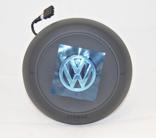 NEW OEM VW ARTEON GOLF PASSAT SPORTSVAN T-ROC DRIVER STEERING WHEEL AIRBAG 5G0880201AC