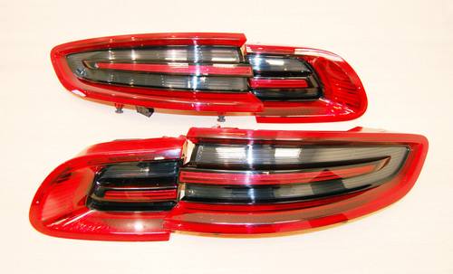 GENUINE PORSCHE MACAN LED 2014/15 - 2018 TAIL REAR LIGHTS KIT