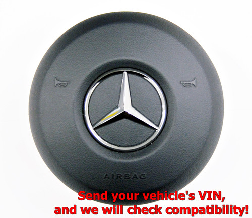 NEW OEM MERCEDES BENZ C238 A238 W213 C257 AMG GT X290 STEERING WHEEL AIRBAG A0008604504