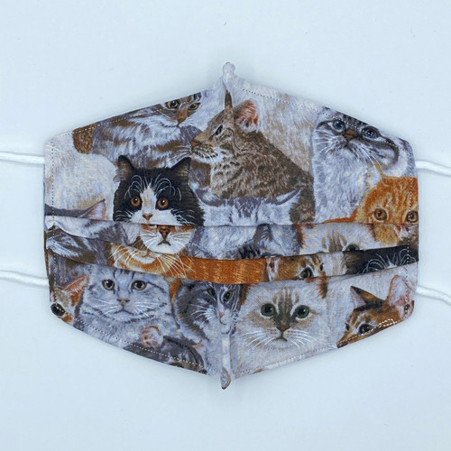 Cool Cats Facemask