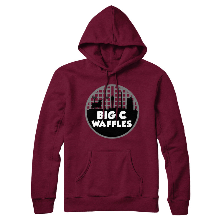 Big C NCCU Hoodie