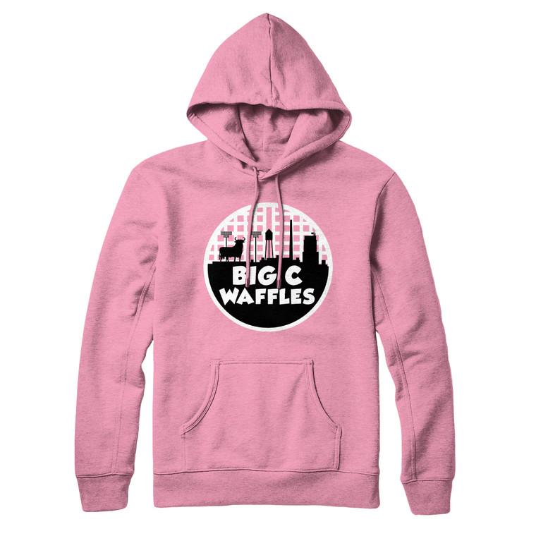 Big C Pink Hoodie