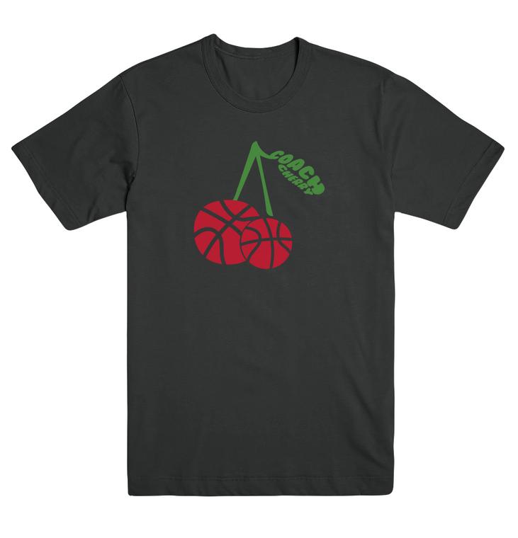 Black Coach Cherry The Logo