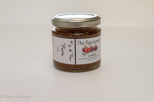 Fig & Pear Paste
