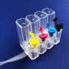 Mini 4-Color 30 ml Tank for CIS CISS - High Quality ABS 30 ml One Color Empty