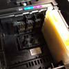 One Epson Cartridge Chip Board CSIC Pins (9-pin)
