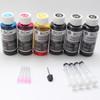 Premium 600 ml Refill Ink - (3X Pigment Black +  Photo Dye CMY)  KH600X-3PH