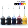 Premium Pigment Ink - 30 ml x 5 Four-Color Ink for HP  (IP30-44567-AH)