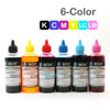 Standard 600 ml 6-Color Refill Ink for Lexmark (KD600X-CL-LCLM)