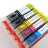 [Refer] Edible Ink Cartridge for Canon PGI-280 & CLI-281 - 5 PCS  F10620 Ink