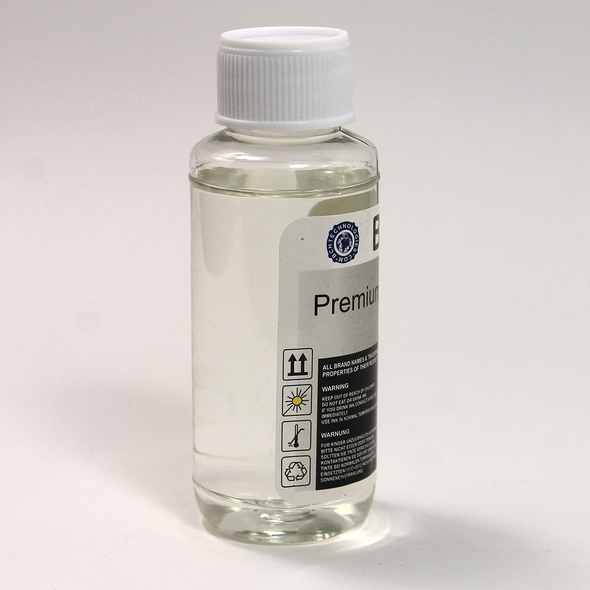 High Resolution Pigment Ink Base Solution for Canon - Clear Transparent - for High Precision Printing