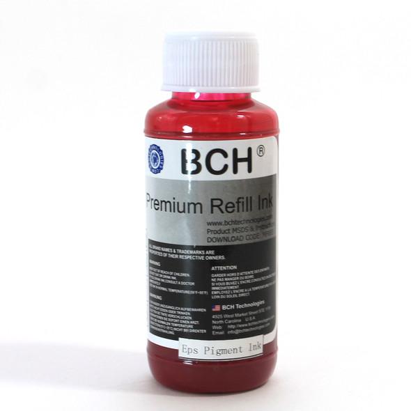 Pigment 100 ml  Magenta Refill Ink for Epson - DURABrite Compatible (IP1006-AE)