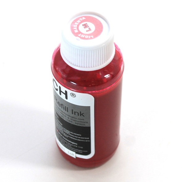 Premium 100 ml Light Magenta Sublimation Ink for Epson (IS100LM-AE)