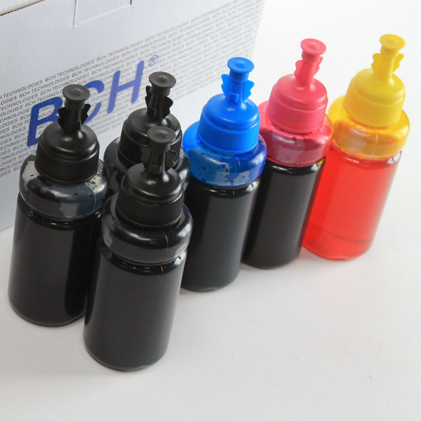 Premium Dye Refill Ink for Epson EcoTank T664 (KD420X-EPL)
