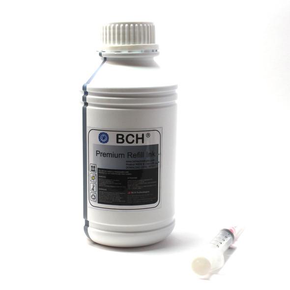Premium 500 ml Cyan Dye Ink for Lexmark (ID500C-AL)