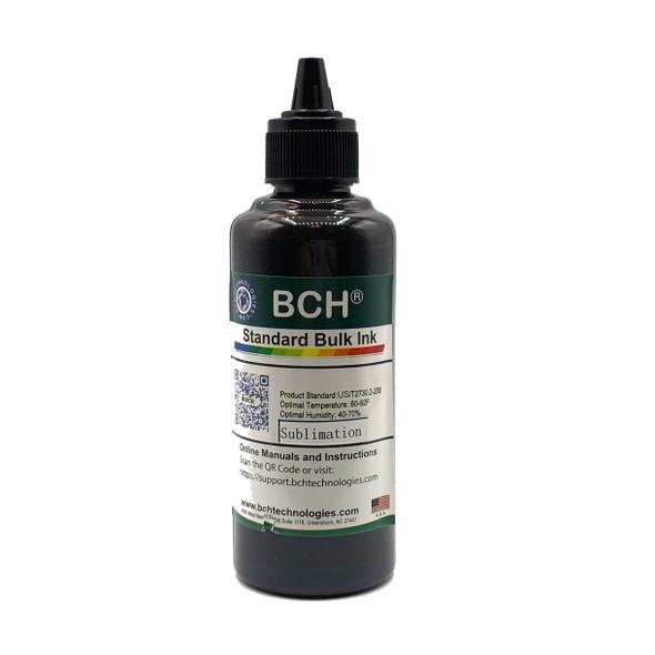 Standard 100 ml Black Sublimation Ink for Epson (IS100K-CE)