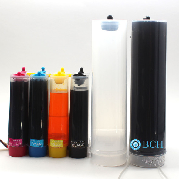 Giant 1-Color 500 ml  BIG Ink Tank for CIS CISS