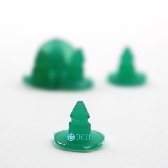 3 mm Silicone Plugs for Older HP Inkjet Refill 15, 45 (6 PCS)