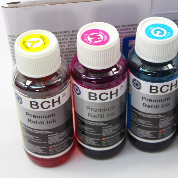Premium 600 ml HUVR Refill Ink for Epson (KD600X-AE)