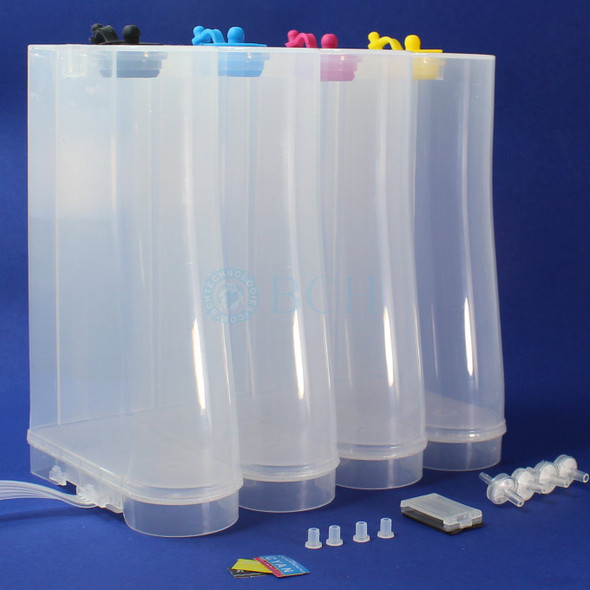 Giant 4-Color  500 ml  BIG Ink Tank for CIS CISS