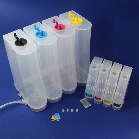 4-Color Giant 500 ml  BIG Ink Tank for CIS CISS