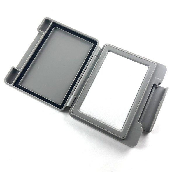 Premium Tight-Seal Self-Inking Stamp Pad for Fast-Dry Stamp Ink (OS-STAMPAD-S)