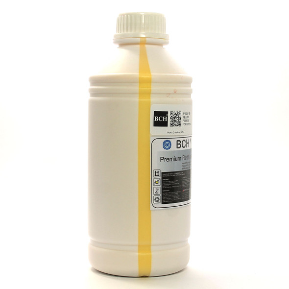 Premium 1,000 ml Yellow Sublimation Ink for Epson (IS1000Y-AE)