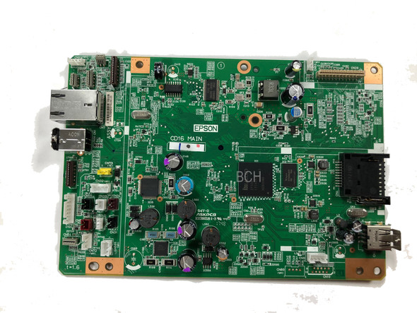 Epson CG16 Main Board for WorkForce WF-3640 Logic Formatter Motherboard