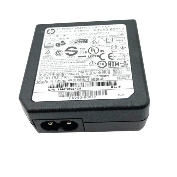 HP Power Supply AC Adapter F0V63-60012