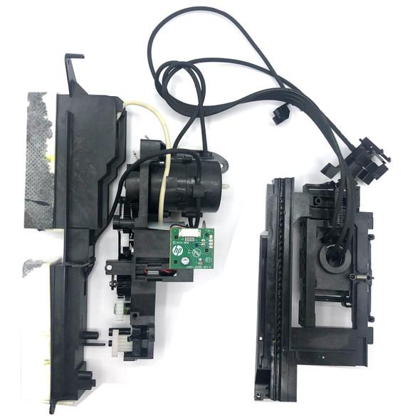 USED HP Waste Ink Assembly Pump B6P40-40061 Cap Station J7K33-40045 Board1KR57-80080