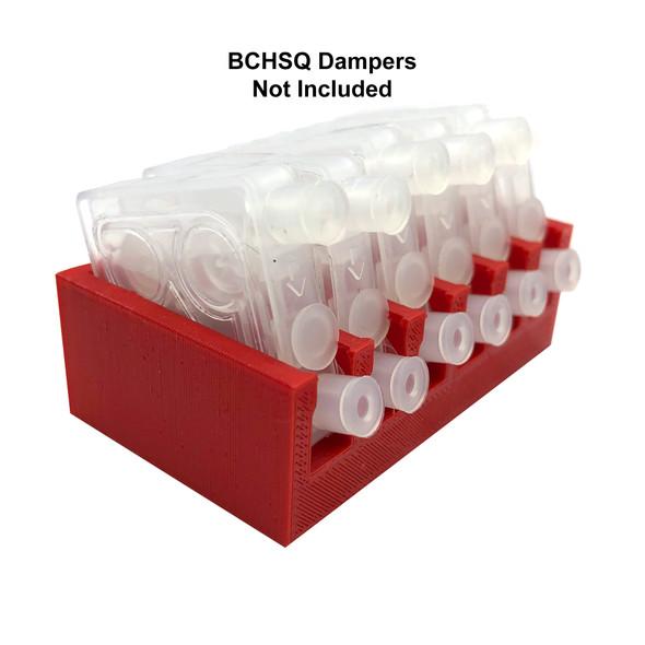 Upgraded Holding Case for BCHSQ Flow Damper - 6 Colors