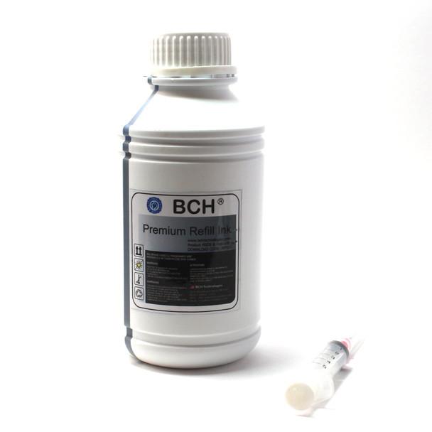 Premium Dye Ink - 500 ml Cyan for Canon (ID500C-AC)