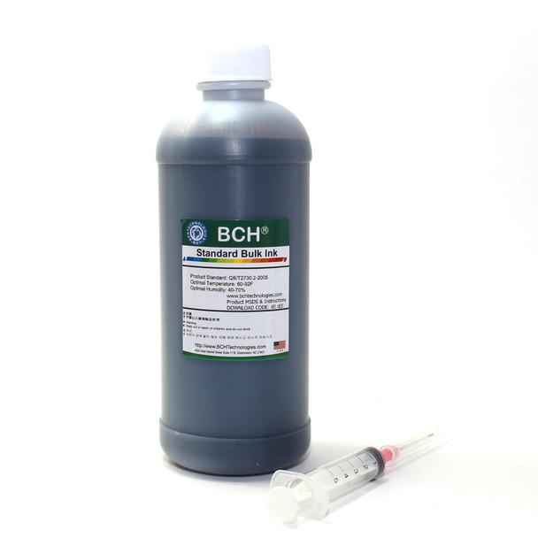 Standard Dye Ink - 500 ml Black for Canon (ID500K-CC)