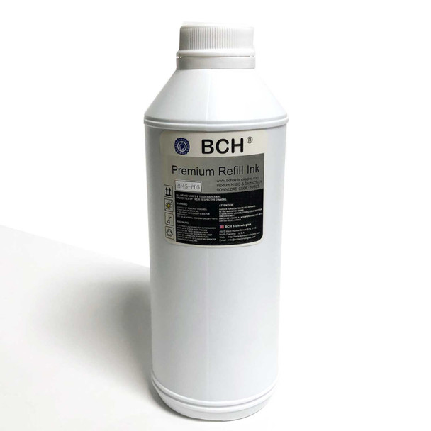 BCH Fast Dry Black (Double Extra Dark) for Industrial Mail Printing (C6195A Compatible)