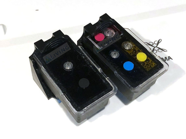 [REFER]  Ready-Made Modified New Canon PG-243/Cl-244 PG-245/CL-246 Cartridge - Spongeless Refillable with Ink