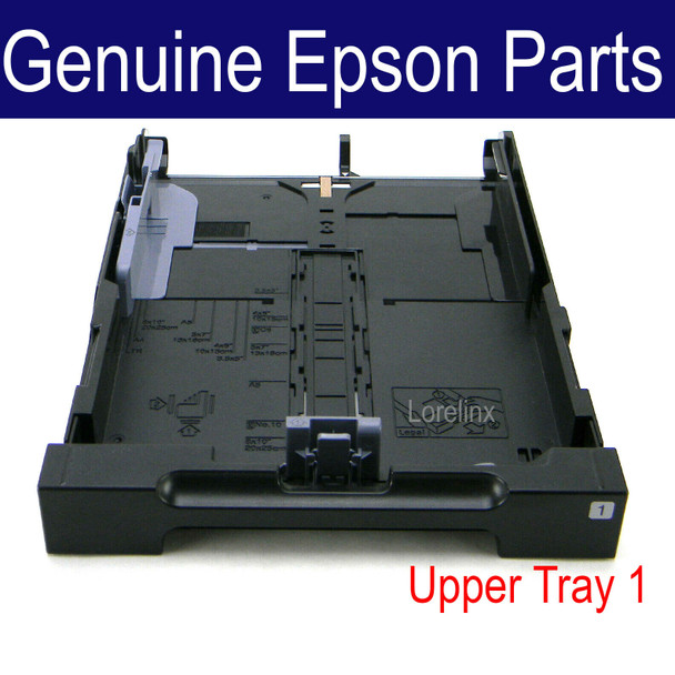 Main Paper Tray #1 (Top Tray) for Epson WorkForce WF-3640