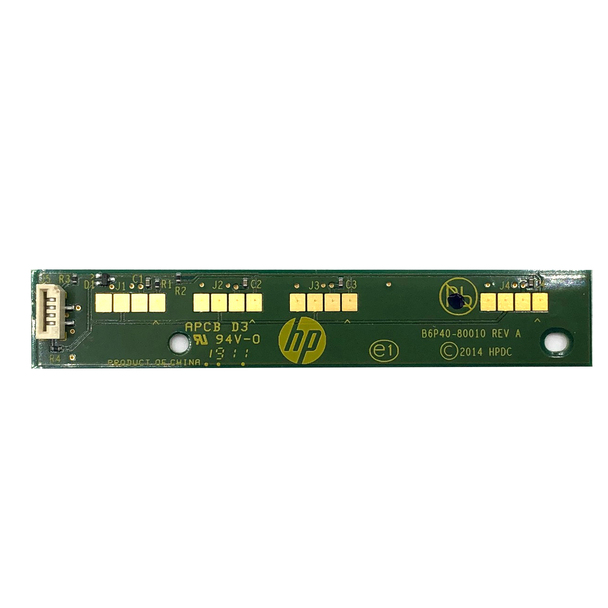 4x4 HP Cartridge Chip Board CSIC Contact Module (4-pin x 4) for B6P40