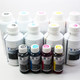 Premium Dye Ink - 500 ml Black Photo Dye Ink for HP (ID500K-AH)