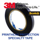 "3M Specialty Tape (1/2"" X 328') for Sealing Ink Cartridge & Printhead Blue Narrow"