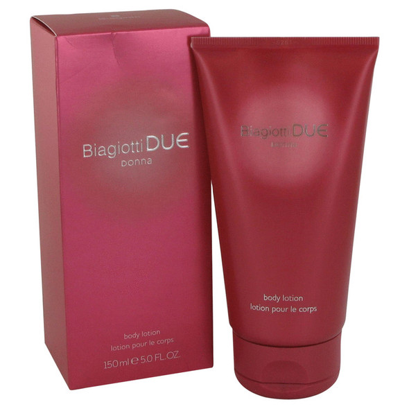 Due by Laura Biagiotti Body Lotion 5 oz for Women