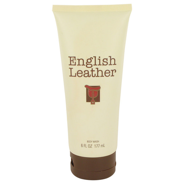 ENGLISH LEATHER by Dana Body Wash 6 oz for Men