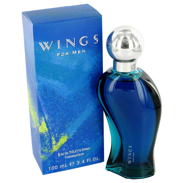 WINGS by Giorgio Beverly Hills After Shave 3.4 oz for Men - 548759