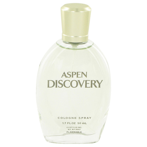 Aspen Discovery by Coty Cologne Spray for Men