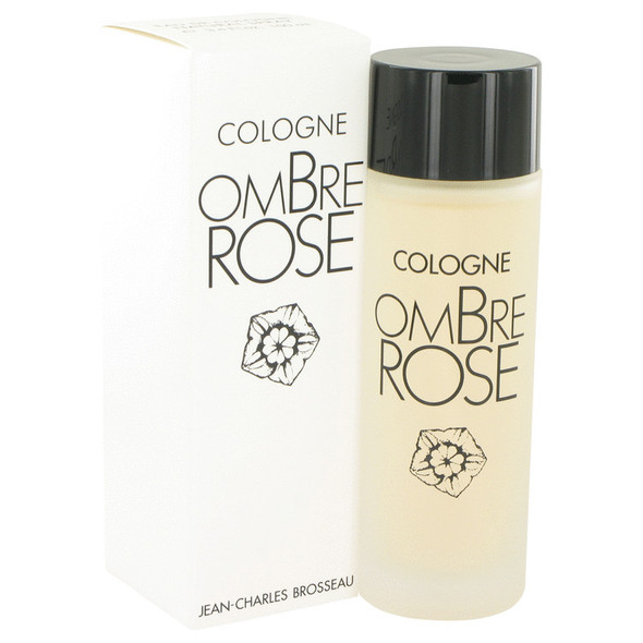 Ombre Rose by Brosseau Cologne Spray 3.4 oz for Women
