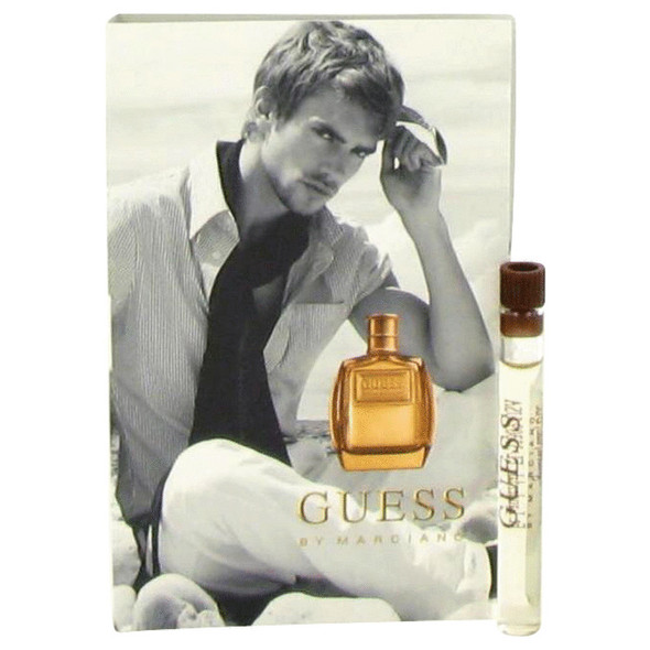 Guess Marciano by Guess Vial (sample) .05 oz for Men