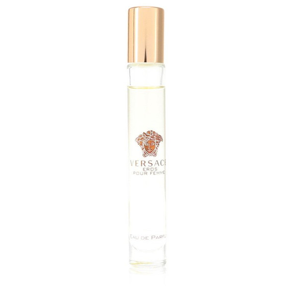Versace Eros by Versace EDP Rollerball (Tester) .3 oz for Women