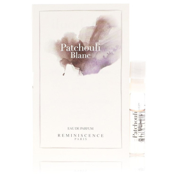 Patchouli Blanc by Reminiscence Vial (sample) .06 oz for Women